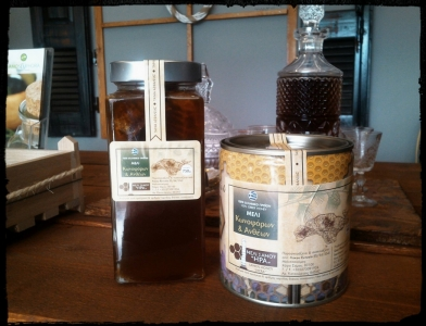 Samos Euphoria Honey | Local Product