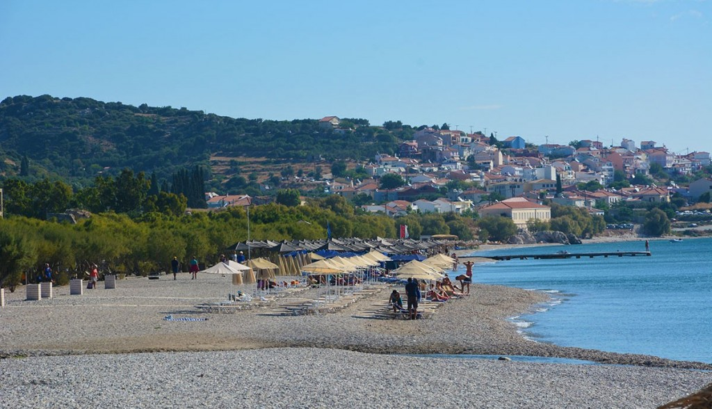 Potokaki beach | In Samos