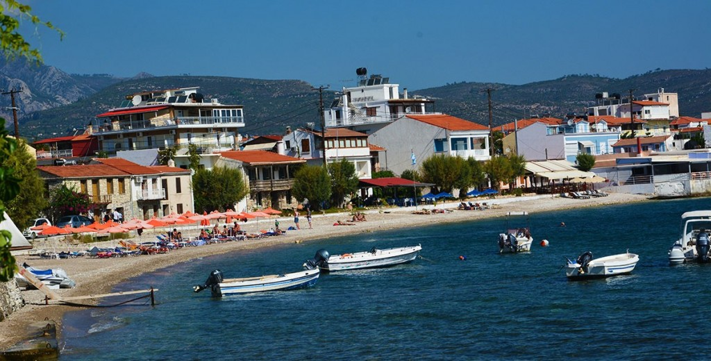 Heraion village | In Samos