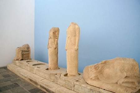 Archaeological Museum of Samos, in-samos
